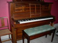 British Upright Piano