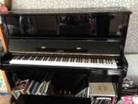 Boston Steinway Upright Piano